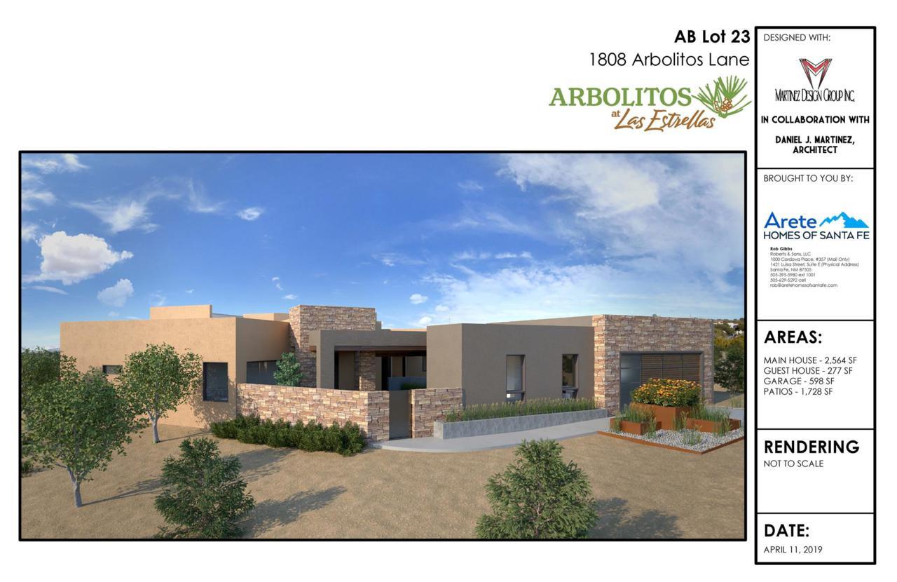 1808 Arbolitos Lane - Photo 1