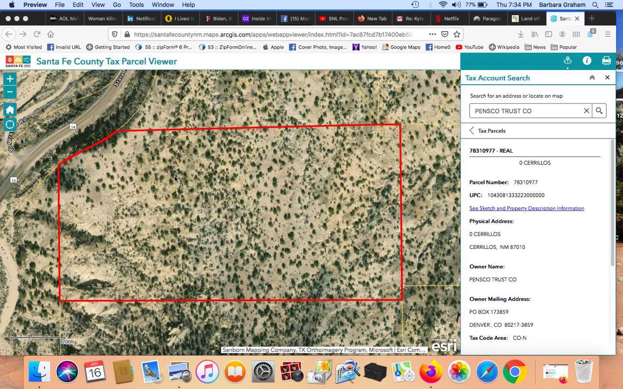 18 Acres Off Nm 14, Cerrillos - Photo 1