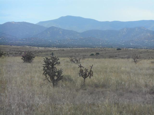 lot 39 Calle Galisteo, Santa Fe, NM 87508 (MLS #201502917) :: The Desmond Group