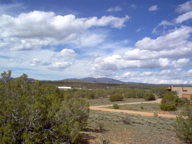 11 Remedios, Santa Fe, NM 87508 (MLS #201502273) :: The Desmond Group