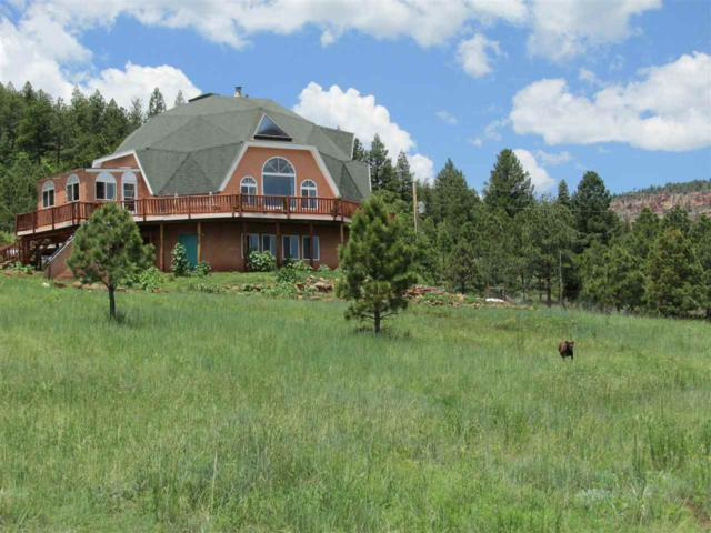 367 County Road 8 Co 8, Ocate, NM 87734 (MLS #201502981) :: The Desmond Group