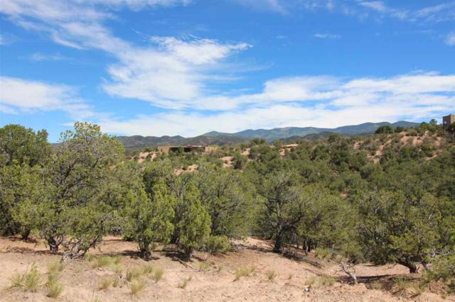 91 Circle Drive Compound Lot 15 Lot 15, Santa Fe, NM 87501 (MLS #201504330) :: The Desmond Group