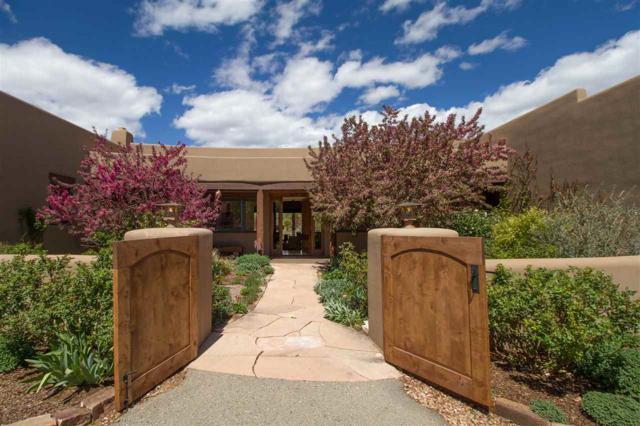 14 Millers End, Santa Fe, NM 87508 (MLS #201601879) :: The Desmond Group