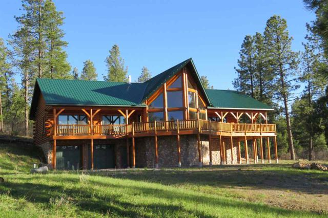 30 Log Ridge Trail, Chama, NM 87520 (MLS #201603097) :: The Very Best of Santa Fe
