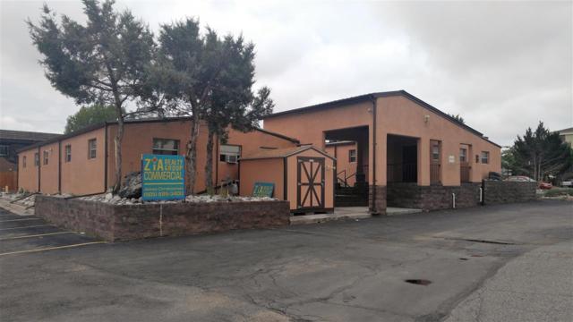 132 Highway 4 132 And 134 Hig, Los Alamos, NM 87544 (MLS #201604958) :: The Desmond Group