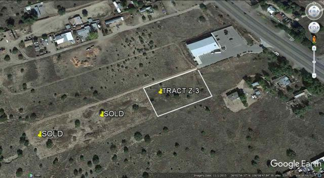 Z-3 Camino Del Sol, Hernandez, NM 87537 (MLS #201605208) :: The Very Best of Santa Fe