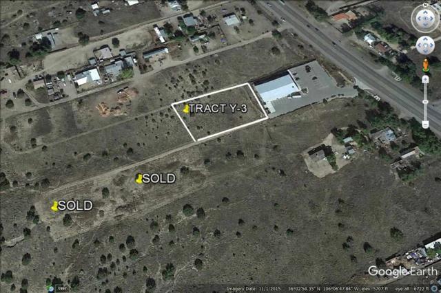 Y-3 Camino Del Sol, Hernandez, NM 87537 (MLS #201605209) :: The Desmond Group