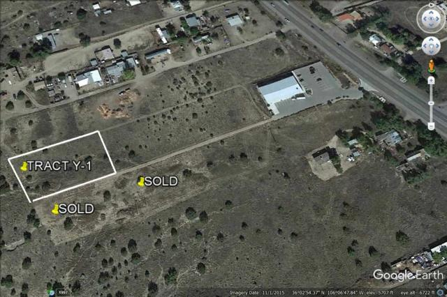 Y-1 Camino Del Sol, Hernandez, NM 87537 (MLS #201605211) :: The Very Best of Santa Fe