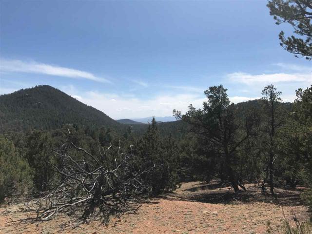 0 La Barbaria Trail, Santa Fe, NM 87505 (MLS #201701507) :: The Desmond Group