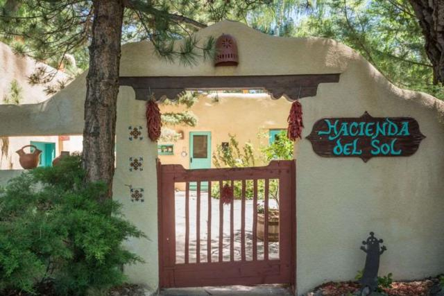 Hacienda Del Sol - 109 Mable Dodge Lane, Taos, NM 87571 (MLS #201702690) :: Deborah Cox & Associates