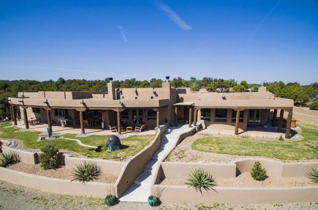 59 Tesuque Ridge, Santa Fe, NM 87501 (MLS #201702818) :: The Very Best of Santa Fe