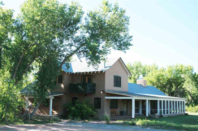 21547 Highway 84, Abiquiu, NM 87510 (MLS #201702835) :: The Very Best of Santa Fe