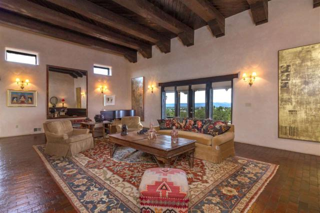 28 Arroyo Calabasas, Santa Fe, NM 87506 (MLS #201702859) :: The Very Best of Santa Fe