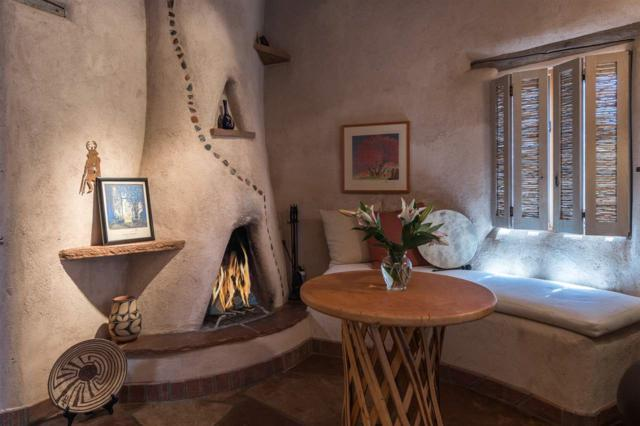 41 Estrada Calabasa, Santa Fe, NM 87506 (MLS #201702898) :: The Very Best of Santa Fe