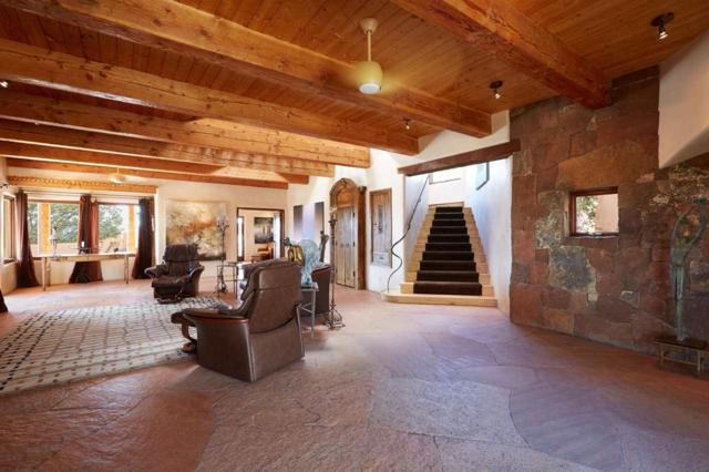 5 Sculpture, Santa Fe, NM 87508 (MLS #201702927) :: The Very Best of Santa Fe