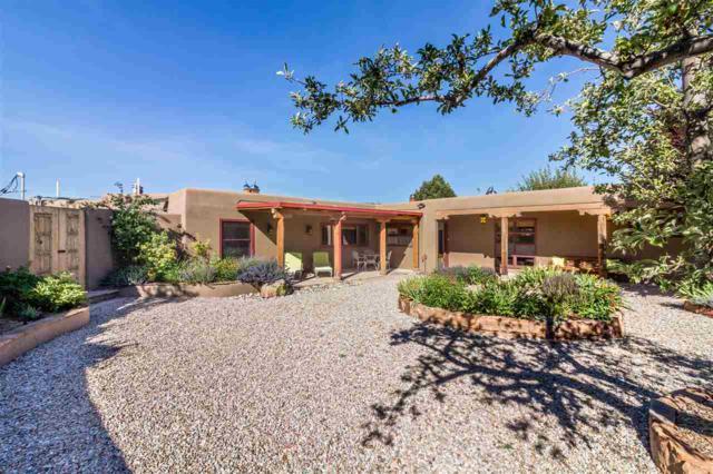 1014 Bishops Lodge Road, Santa Fe, NM 87501 (MLS #201702970) :: The Very Best of Santa Fe