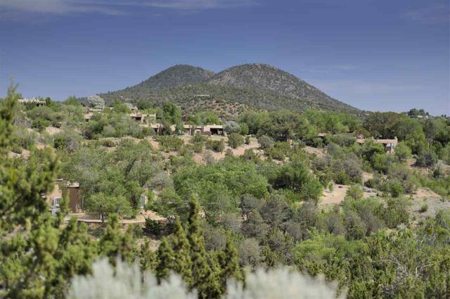 800 La Vereda Este Lot 86, Santa Fe, NM 87501 (MLS #201703048) :: The Desmond Group
