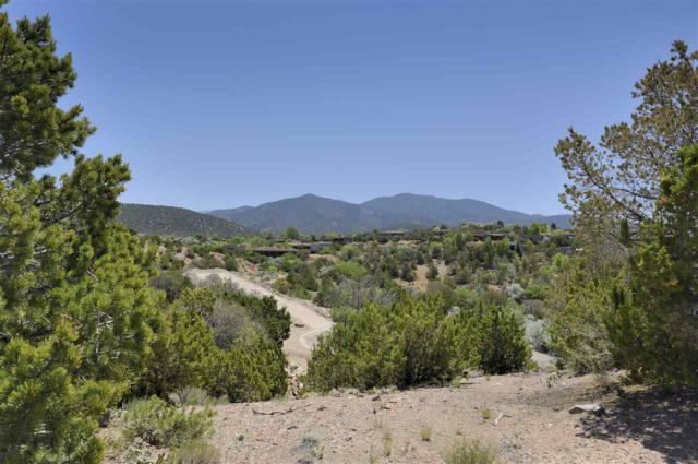 801 La Vereda Este, Lot 91, Santa Fe, NM 87501 (MLS #201703053) :: The Desmond Group