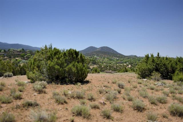828 Vista Catedral, Lot 92, Santa Fe, NM 87501 (MLS #201703054) :: The Desmond Group