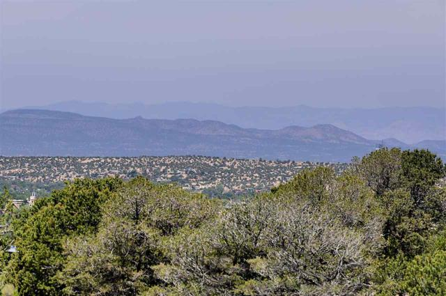836 Vista Catedral, Lot 93, Santa Fe, NM 87501 (MLS #201703055) :: The Desmond Group
