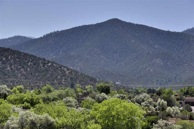 849 Vista Catedral, Lot 97, Santa Fe, NM 87501 (MLS #201703056) :: The Desmond Group