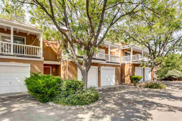 624 E Alameda #16, Santa Fe, NM 87501 (MLS #201703150) :: The Desmond Group
