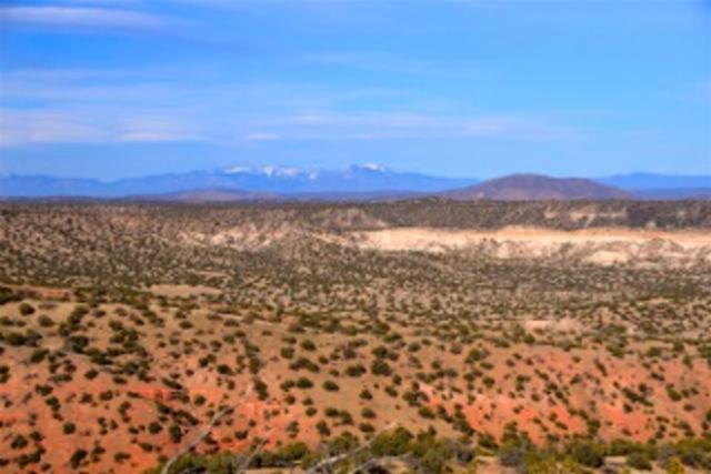 Lot 106 Plaza Blanca Subdivision, Abiquiu, NM 87510 (MLS #201703167) :: The Very Best of Santa Fe