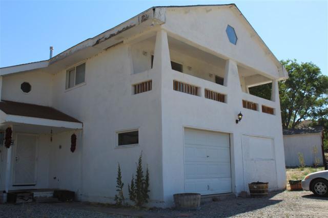 38 Private Drive 1326, Espanola, NM 87532 (MLS #201703199) :: The Desmond Group