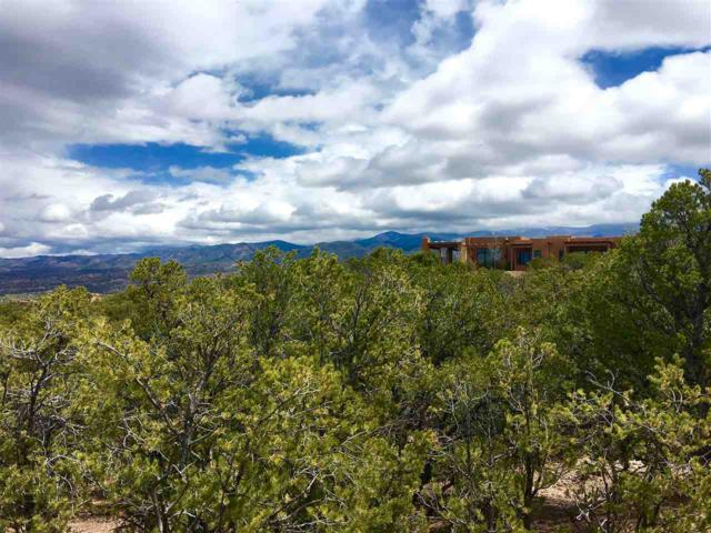 2983 Tesuque Overlook, Lot 166, Santa Fe, NM 87506 (MLS #201703210) :: DeVito & Desmond