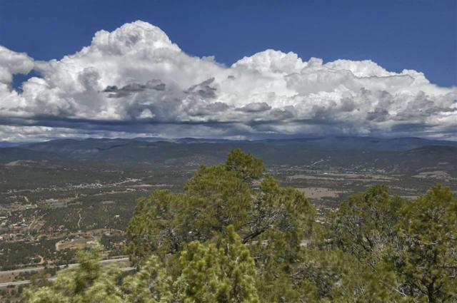 40 The Cliffs View, Glorieta, NM 87535 (MLS #201703396) :: The Desmond Group