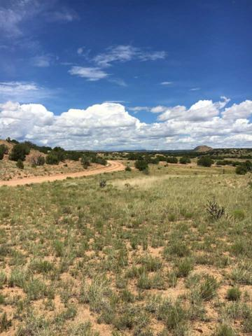 200 Thornton Ranch, Lamy, NM 87540 (MLS #201703648) :: DeVito & Desmond