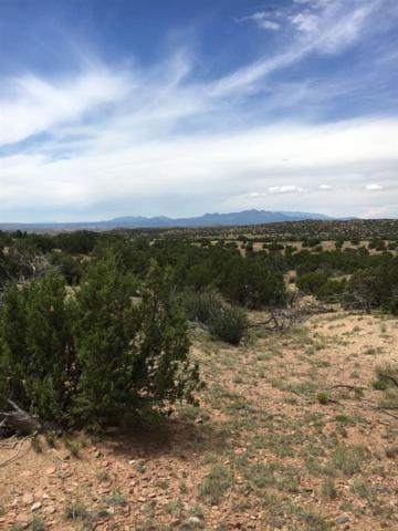 51 Southern Crescent, Lamy, NM 87540 (MLS #201703653) :: The Desmond Group