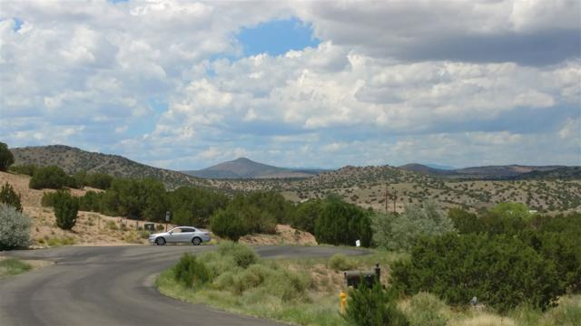 39 Calle Capulin, La Cienega, NM 87507 (MLS #201703793) :: The Desmond Hamilton Group
