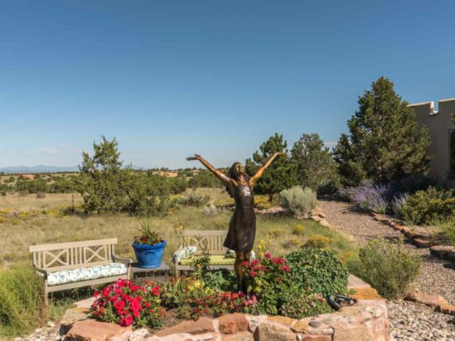 53 Avenida Las Nubes, Santa Fe, NM 87508 (MLS #201704193) :: The Very Best of Santa Fe