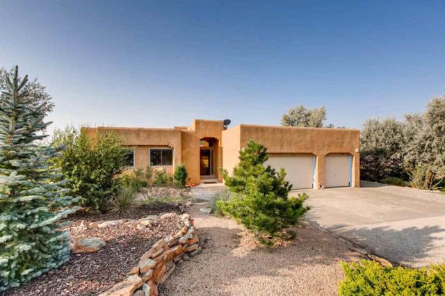 1 Ensenada Drive, Santa Fe, NM 87508 (MLS #201704400) :: Deborah Cox & Associates