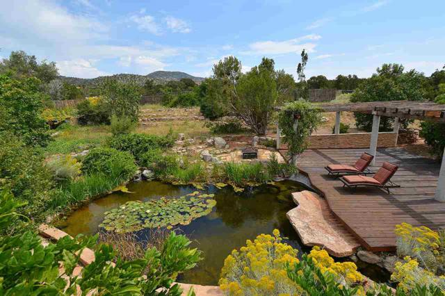 32 Apache Plume, Santa Fe, NM 87508 (MLS #201704410) :: The Very Best of Santa Fe