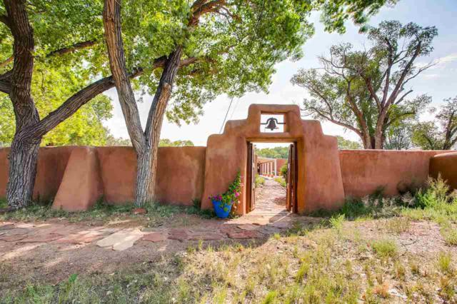 4 Magdalen, Lamy, NM 87540 (MLS #201704591) :: The Very Best of Santa Fe