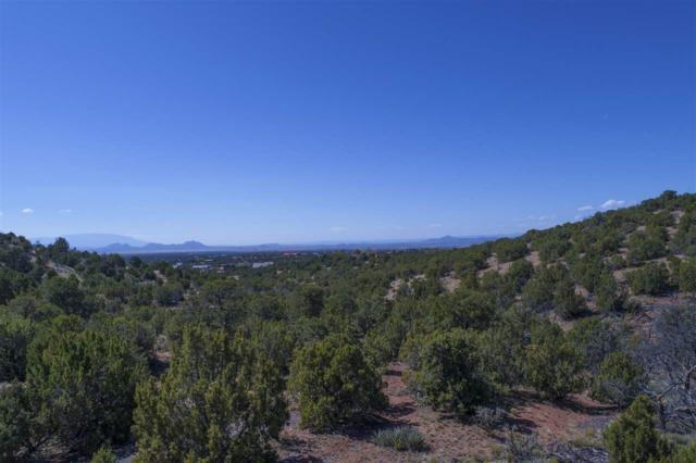 Lot 18 La Ventana Drive, Santa Fe, NM 87508 (MLS #201704925) :: The Desmond Group