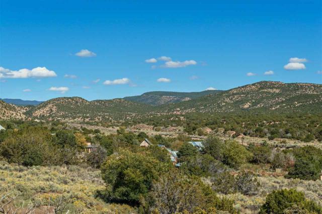0 Los Hornos Road, Lamy, NM 87540 (MLS #201704945) :: The Very Best of Santa Fe