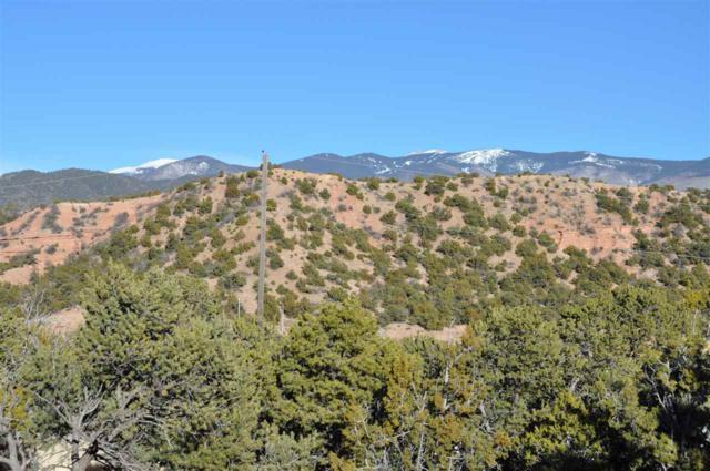 Lot 25 Callecita Juan, Santa Fe, NM 87506 (MLS #201704971) :: The Desmond Group