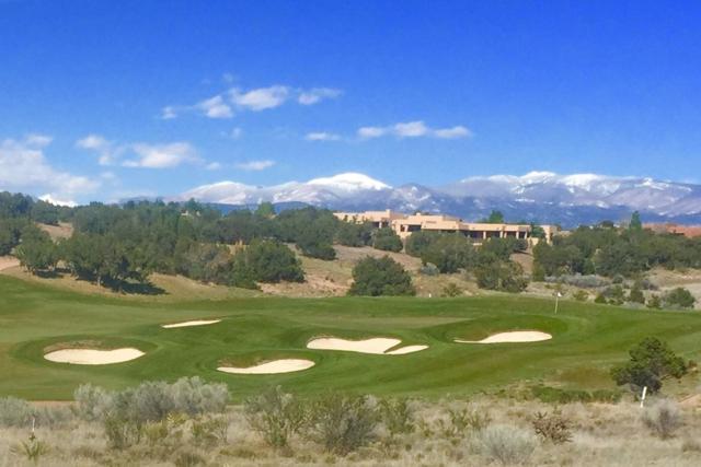 44 Paseo Aragon (Lot 14-A, Los Santeros), Santa Fe, NM 87506 (MLS #201705055) :: Deborah Cox & Associates