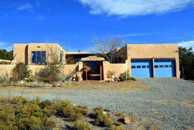 6 Ruta Sin Nombre, Santa Fe, NM 87507 (MLS #201705363) :: Deborah Cox & Associates