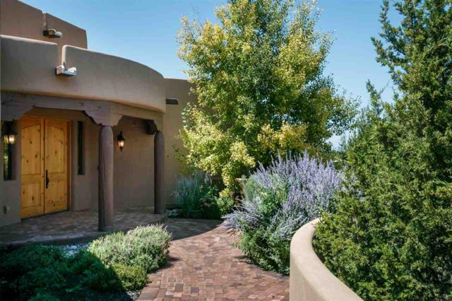 5 Luz Del Monte, Santa Fe, NM 87506 (MLS #201705368) :: Deborah Cox & Associates