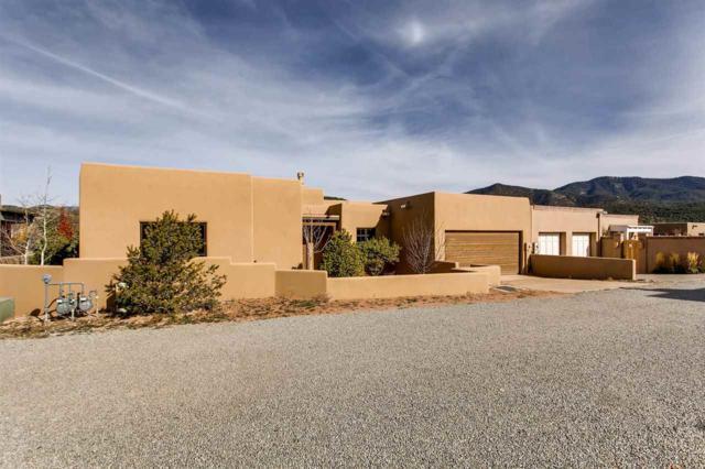 258 Las Colinas, Santa Fe, NM 87501 (MLS #201705373) :: Deborah Cox & Associates