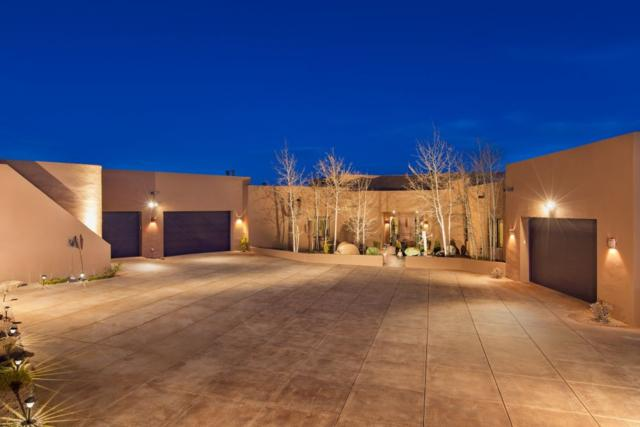 35 Calle Ventoso West, Santa Fe, NM 87506 (MLS #201705383) :: Deborah Cox & Associates