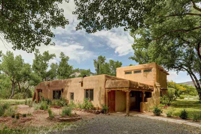 River Bend, Abiquiu, NM 87510 (MLS #201705539) :: The Very Best of Santa Fe