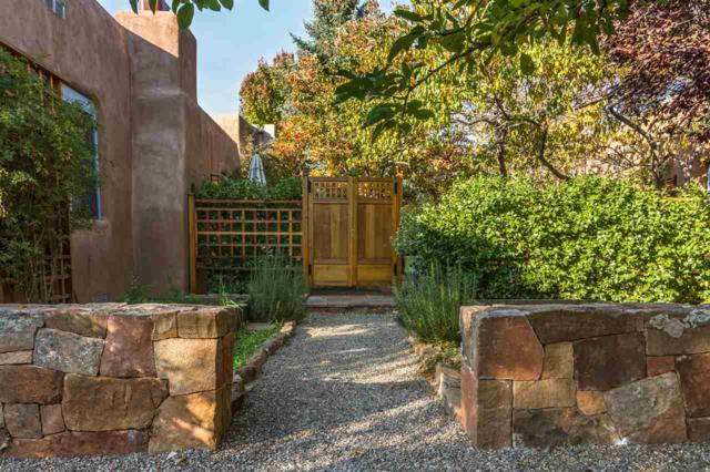 615 Don Felix, Santa Fe, NM 87501 (MLS #201705607) :: DeVito & Desmond