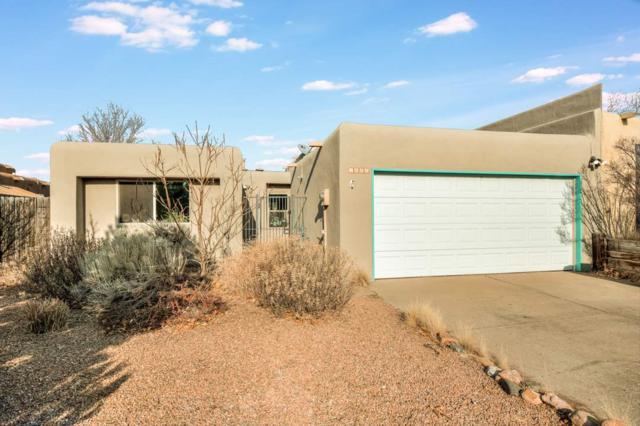 1865 Camino Lumbre, Santa Fe, NM 87505 (MLS #201705668) :: DeVito & Desmond