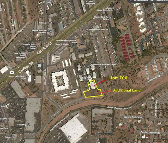 3600 Cerrillos #700, Santa Fe, NM 87507 (MLS #201705679) :: DeVito & Desmond