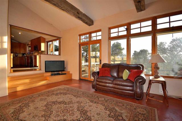 8 Price Ranch, Santa Fe, NM 87505 (MLS #201705681) :: DeVito & Desmond